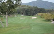 All The Santana Golf Club's lovely golf course situated in staggering Costa Del Sol.