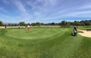 All The Lauro Golf Club's impressive golf course situated in stunning Costa Del Sol.