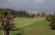 Parador de Malaga Golf includes some of the preferred golf course near Costa Del Sol