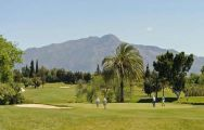 El Paraiso Golf Club hosts several of the preferred golf course near Costa Del Sol