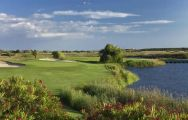 Dom Pedro Laguna Golf Course has some of the preferred golf course in Algarve