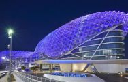The Yas Viceroy Abu Dhabi's beautiful hotel situated in amazing Abu Dhabi.