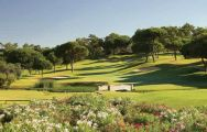 Pinheiros Altos Golf Club provides some of the premiere golf course in Algarve