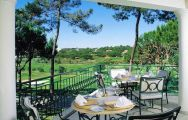 All The Pinheiros Altos Golf Club's beautiful golf course within marvelous Algarve.