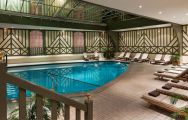 Hotel Barriere Le Normandy Deauville Pool