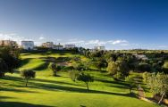 Pestana Vale da Pinta Golf Course provides lots of the finest golf course within Algarve