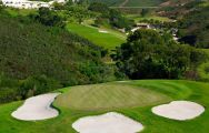 All The Santo Antonio Golf Resort's lovely golf course in pleasing Algarve.