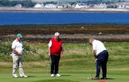 The Port St Mary Golf Club's lovely golf course within sensational Isle of Man.