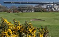 The Port St Mary Golf Club's impressive golf course situated in sensational Isle of Man.