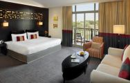 Address Montgomerie Double Room