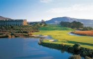The Arabella Hotel  Spa's picturesque golf course situated in incredible South Africa.