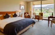 The Arabella Hotel  Spa's beautiful double bedroom in this amazing 5 star resort