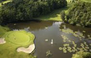 Golf & Countryclub De Palingbeek features several of the finest golf course in Bruges & Ypres