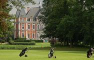 Golf & Countryclub Oudenaarde hosts among the leading golf course near Bruges & Ypres