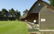 Royal Zoute Golf Club carries among the most excellent golf course around Bruges & Ypres