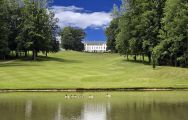 View Golf Chateau de la Tournette's picturesque golf course in astounding Brussels Waterloo & Mons.