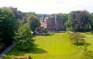 Golf Club de Sept Fontaines provides among the finest golf course near Brussels Waterloo & Mons
