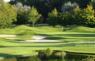 Golf Club de Sept Fontaines has among the most excellent golf course around Brussels Waterloo & Mons