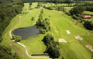 Golf & Countryclub De Palingbeek provides some of the premiere golf course in Bruges & Ypres