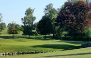 All The Golf de Pierpont's beautiful golf course within staggering Brussels Waterloo & Mons.