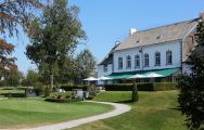 The Golf de Pierpont's lovely golf course within fantastic Brussels Waterloo & Mons.