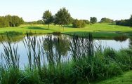 Golf Club de Hulencourt includes several of the best golf course in Brussels Waterloo & Mons