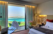 Crowne Plaza Yas Island Double Room