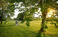 Golf de Rigenee carries some of the finest golf course near Brussels Waterloo & Mons