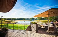View Millennium Golf's impressive golf course within incredible Brussels Waterloo & Mons.