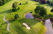 Mont Garni Golf Club boasts some of the finest golf course in Brussels Waterloo & Mons
