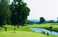 All The Royal Bercuit Golf Club's beautiful golf course within spectacular Brussels Waterloo & Mons.