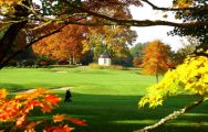 View Royal Golf Club de Belgique's scenic golf course situated in vibrant Brussels Waterloo & Mons.