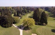 View Royal Golf Club de Belgique's lovely golf course situated in pleasing Brussels Waterloo & Mons.