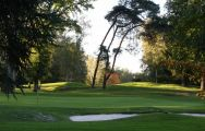 The Royal Golf Club du Hainaut's scenic golf course within magnificent Brussels Waterloo & Mons.