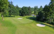 All The Winge Golf & Country Club's scenic golf course within magnificent Brussels Waterloo & Mons.