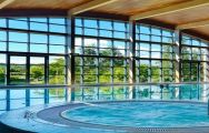 Druids Glen Hotel Indoor Pool