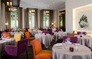 Evian Golf Resort Restaurant