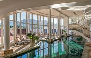 Fancourt Hotel Spa Indoor Pool
