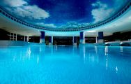 Celtic Manor Resort Hotel Pool