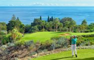 Tecina Golf Club offers among the most desirable golf course in La Gomera