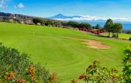 The Tecina Golf Club's scenic golf course in gorgeous La Gomera.