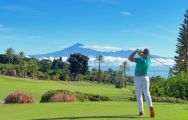 Tecina Golf Club hosts several of the leading golf course near La Gomera
