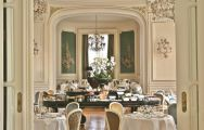 Chateau Hotel Mont Royal Chantilly Restaurant