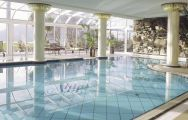 Aghadoe Heights Hotel and Spa Indoor Pool