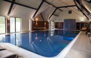 Aldwark Manor Golf and Spa Hotel Indoor Pool