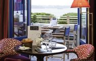 Grand Hotel Barriere Dinard Terrace