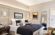 Grand Hotel Barriere Dinard Bedroom