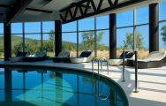 Argentario Resort Golf and Spa Indoor Pool