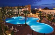 Atlantic Palace Agadir Golf Thalasso  Casino Resort Outdoor Pool