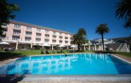 Belmond Mount Nelson Hotel Outdoor Pool